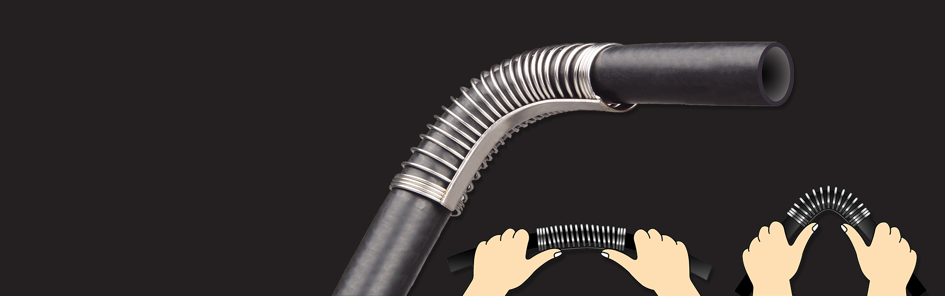 Universal hose bending solutions